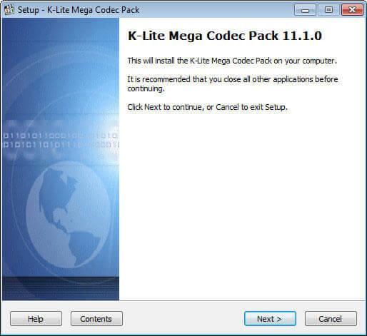 Установить Кодеки K-lite Codec Pack Бесплатно - фото 2