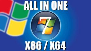 windows 7 x86 x64 aio