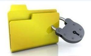 как поставить пароль на папку в winrar