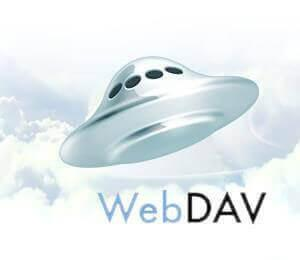 яндекс диск по протоколу webdav
