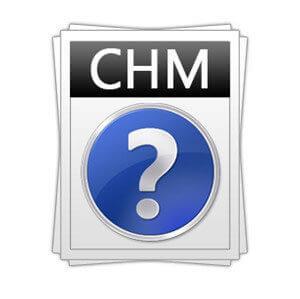файл справки chm