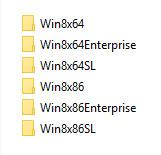 папки для windows