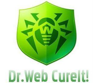 утилита dr web cureit