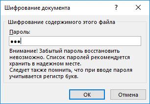шифрование