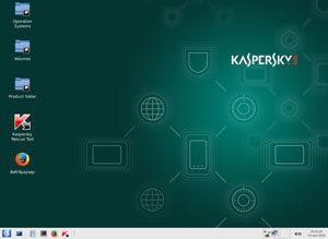 kaspersky rescue disk 18
