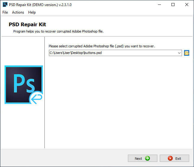 добавление файла