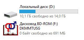 виртуальный дисковод