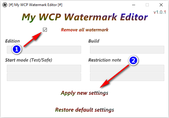 my wpc watermark editor