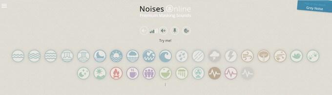 noises online