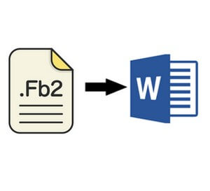 fb2 в word