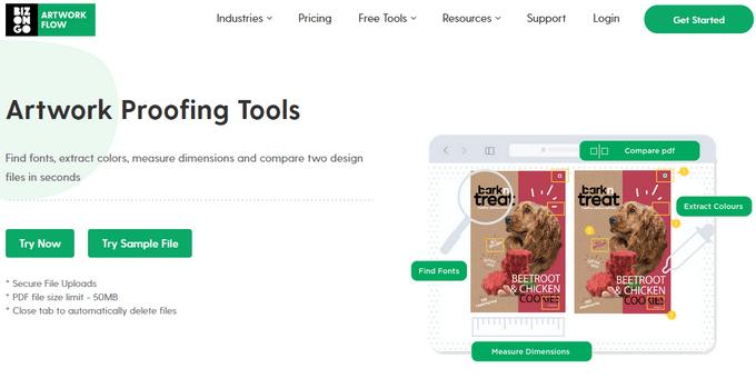 artwork proofing tools